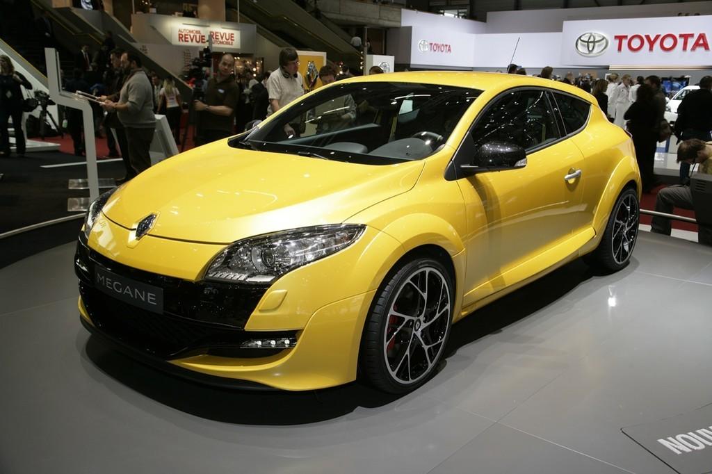 Foto de Renault Megáne RS (9/10)