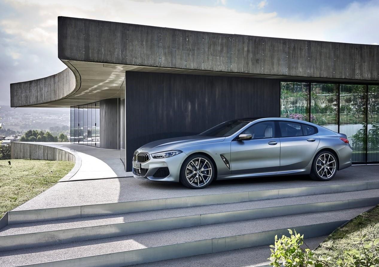 Foto de BMW Serie 8 gran coupé 2020 (9/17)