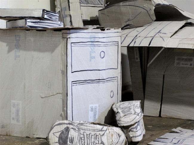 La Casa de Cartón de Don Lucho