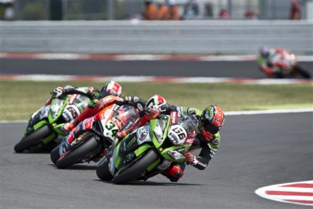 Superbikes Estados Unidos 2015: Jonathan Rea afronta el sacacorchos