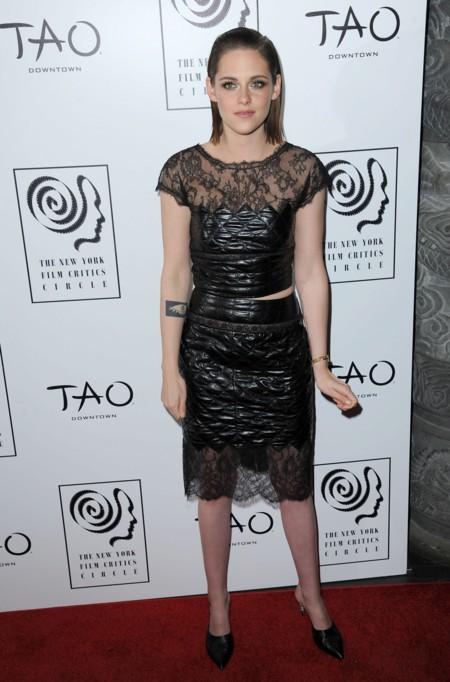 Kristen Stewart Critics Circle Nueva York 2
