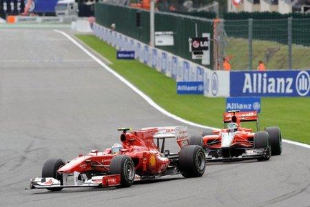 Stefano Domenicali y Ferrari no se dan por vencidos