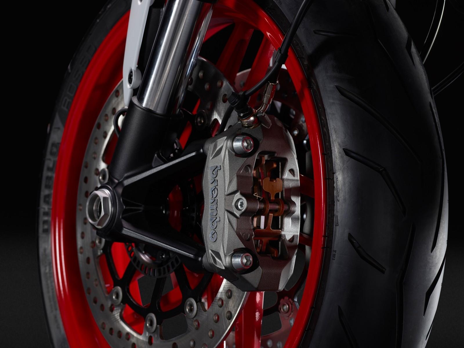 Foto de Ducati Monster 797 (7/68)