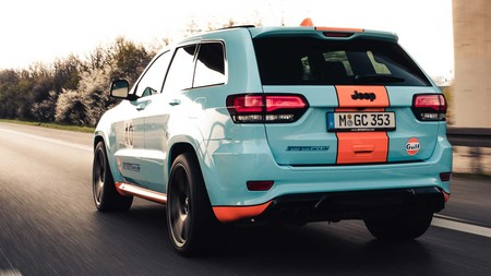 Jeep Grand Cherokee Trackhawk Gulf 40 By Geigercars 4