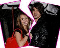Miley Cyrus y Justin Gaston han roto