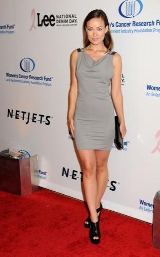 Alfombra Roja solidaria en la Unforgettable Evening: Olivia Wilde como look destacado