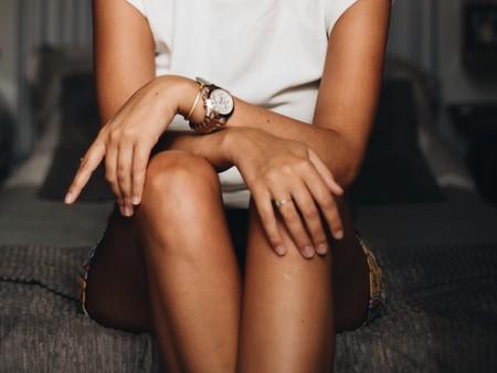 secrecion en los senos durante la menstruacion