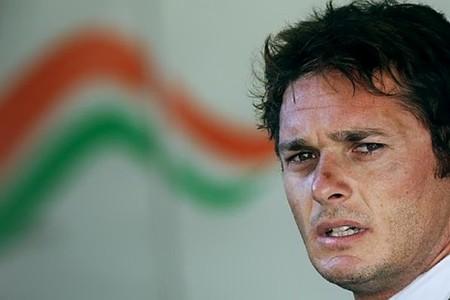 Giancarlo Fisichella desmiente los posibles contactos con Ferrari