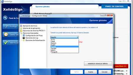 XolidoSign lanza nueva versión con una configuración más sencilla