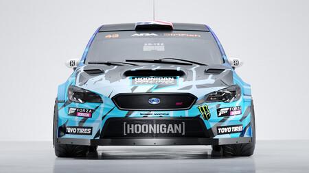 Ken Block Nuevo Subaru Wrx Sti 2