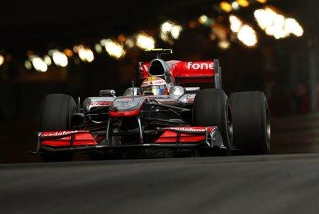McLaren usará un coche provisional en el primer test 2011
