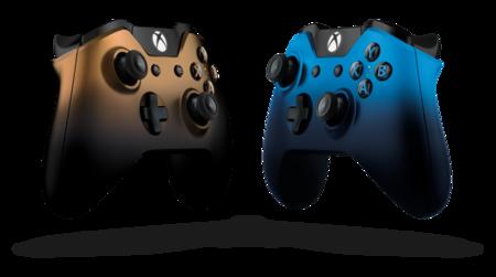 Más mandos para la Xbox One: llegan el cobre y el azul