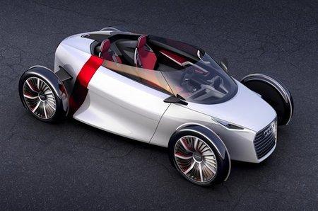 Nuevas imágenes del Audi Urban Concept
