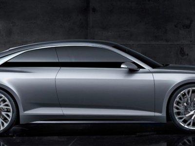 El Audi A9 e-tron podría ser el encargado de complicarle la existencia al Model S... en 2025