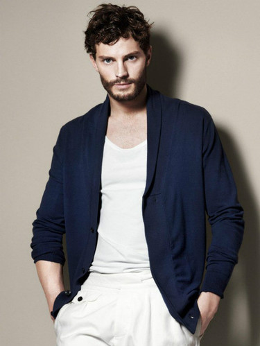 Jamie Dornan ¿El Christian Grey definitivo?