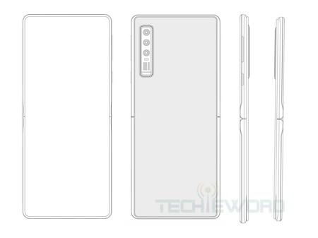"""El """"razr de Huawei"""" también estaría en camino: sin marcos y con tres cámaras, pero sin pantalla secundaria"""
