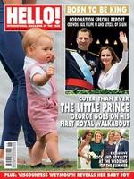 Del Principe George al Ex-Príncipe Felipe y tiro porque me ¡Hello!