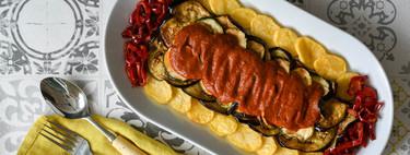 Receta tradicional de tumbet mallorquín, plato de verano por excelencia de Baleares