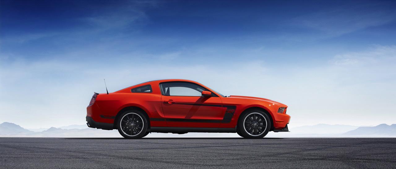 Foto de 2012 Ford Mustang Boss 302 (5/38)