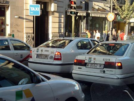 Taxis híbridos, ¿por qué no?