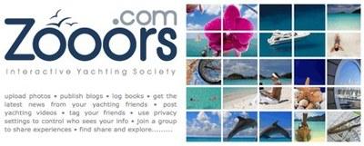 Zooors, red social para propietarios de yates
