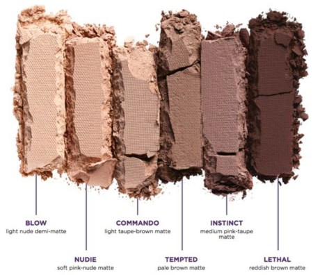 Urban Decay Naked Ultimate Basics Palette September 2016 4