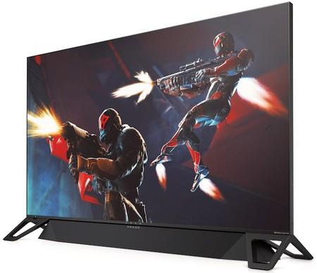 HP OMEN X Emperium: 65 pulgadas a 144 Hz creadas para los jugadores (que paguen 5000 euros)