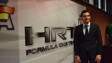 Pedro de la Rosa, consciente del desafío que representará la temporada 2012