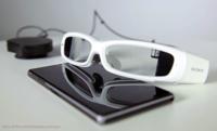 Sony SmartEyeglass, las gafas de Realidad Aumentada con visión binocular