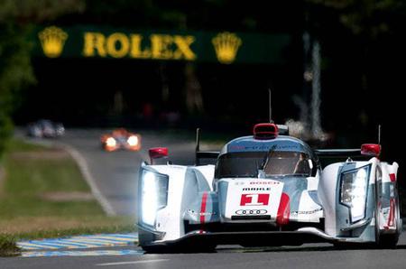 24 horas de Le Mans 2012: Audi domina en la primera sesión de calificación