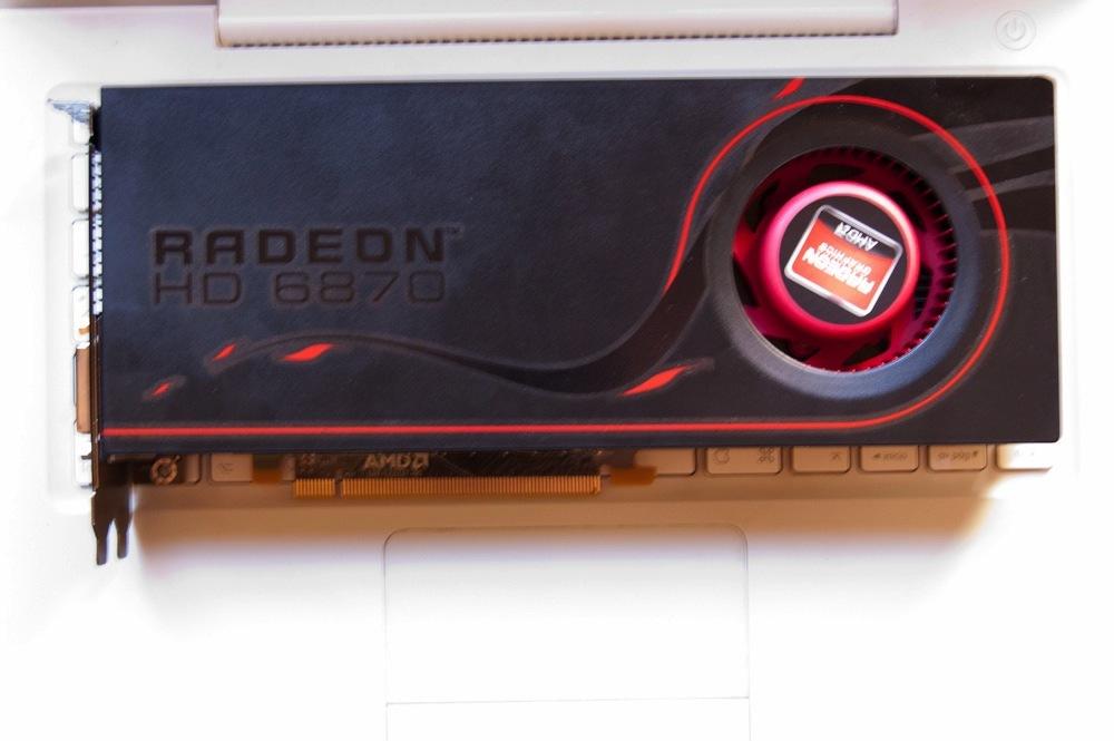 Foto de AMD 6870, análisis (6/8)