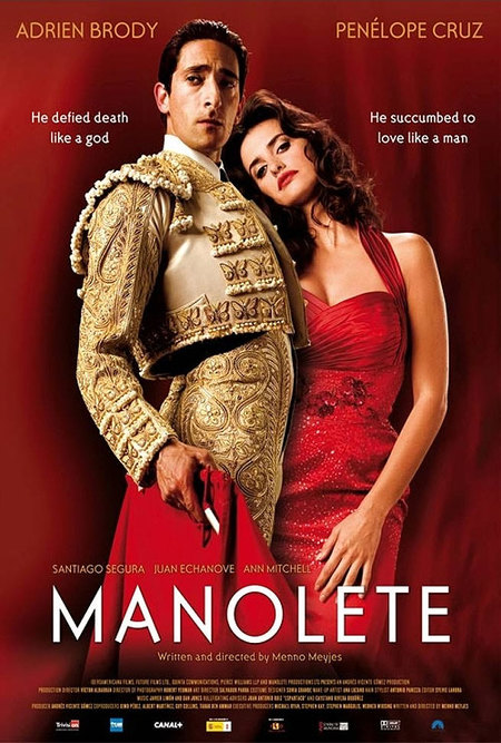 Y cinco años después llega a sus pantallas: 'Manolete'... ¡nos va a pillar el toro!