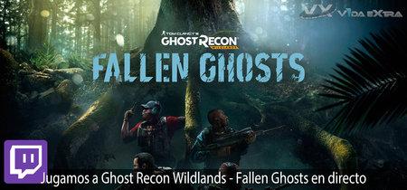 Streaming de Ghost Recon: Wildlands - Fallen Ghosts a las 17:00h (las 10:00h en Ciudad de México) [finalizado]