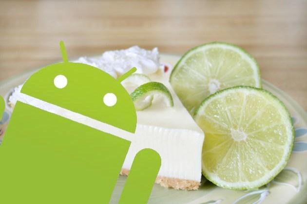 Ahora le toca el turno a Android Jelly Bean y después... ¿Key Lime Pie?