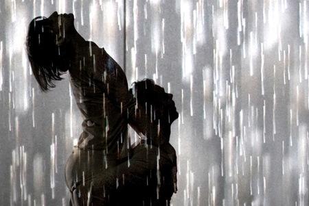 Random Dance in Rain Room