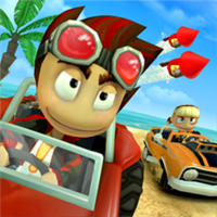 Beach Buggy Racing, un juego de kartings ahora disponible en Windows Phone