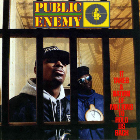 Public Enemy Bring The Noise