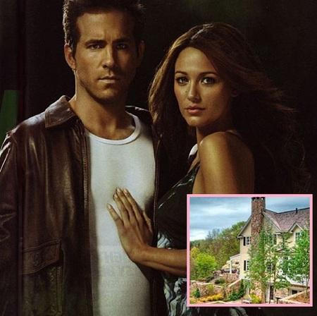 Las Casas de los Famosos: Ryan Reynolds y Blake Lively