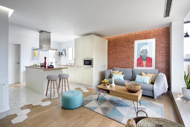 Una casa fresca y moderna diseñada por Egue y Seta