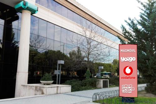 Así quedaría el mercado si Vodafone y MasMovil uniesen fuerzas: primeros en líneas móviles y segundos en fibra e ingresos