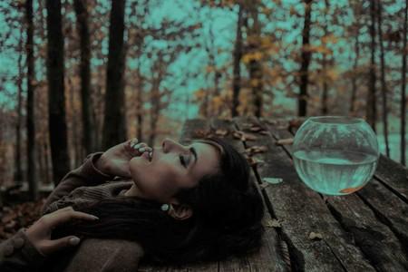 Poesía, belleza e intimidad en los etéreos retratos de Stefania Sammarro