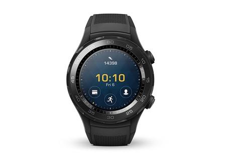 Reloj inteligente Huawei Watch 2, con conectividad 4G, por sólo 219,99 euros en Amazon