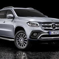 La pick-up de Mercedes-Benz ya tiene versión V6 tope de gama: el X 350 d 4MATIC