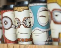 Muestra tu estado de humor con tu taza de café