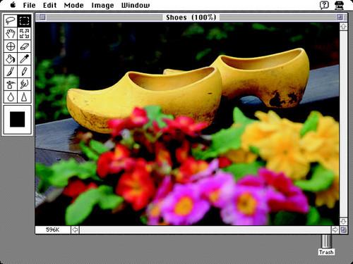 Foto de Evolución de la interfaz de Adobe Photoshop desde 1989 (2/24)