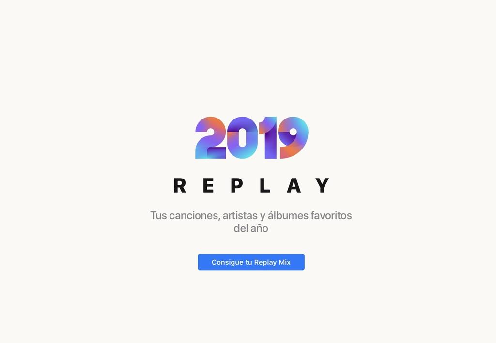'Apple Music Replay': la nueva lista personalizada de Apple Music muestra las canciones y álbumes más reproducidos por el usuario