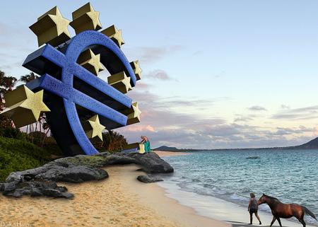 La eurozona se asoma al precipicio