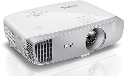 BenQ renueva su gama media con un proyector DLP Full HD por menos de 800 dólares