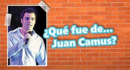 ¿Qué fue de... Juan Camus, de OT 1?