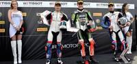 Superbikes Europa 2012: cuarta superpole para Tom Sykes y primera para Jules Cluzel en Supersport
